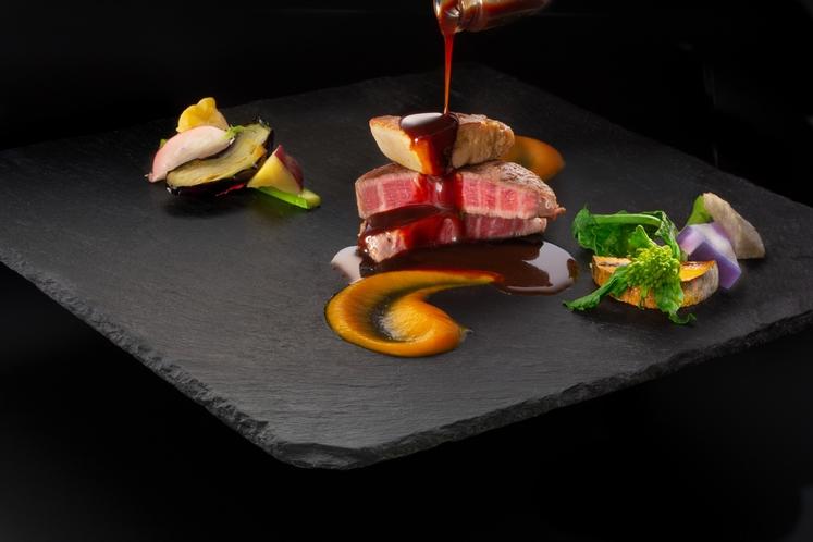 フランス料理フォーシーズン料理イメージ