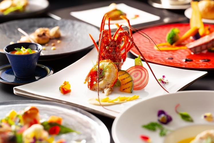 フランス料理フォーシーズン 料理イメージ