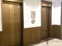 ロビー エレベーターホール