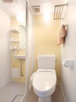 禁煙室ユニットシャワー