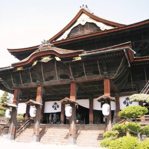 長野市・善光寺