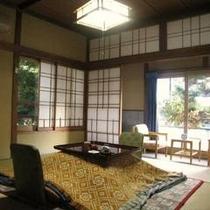山茶花(冬季)
