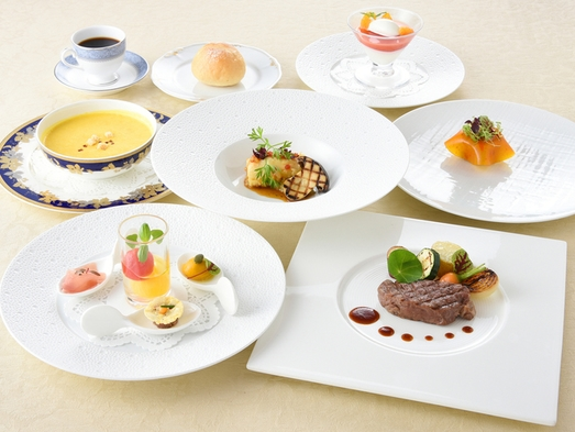 【2食】ロジェ特別ディナー・選べる朝食付き(予約時/夕食時刻の入力必須)