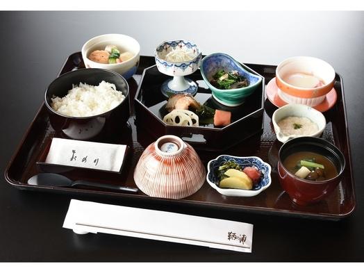 【当日限定】選べる朝食付プラン ◆一日の始まりはおいしい朝食から◆