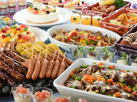 【2食】夕食ビュッフェ・選べる朝食付プラン ★女子旅にもおすすめ★