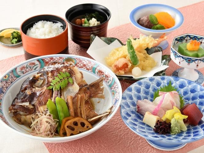 和食堂「鞆の浦」料理イメージ 鯛網