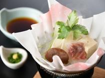 和食堂「鞆の浦」朝食イメージ 湯豆腐