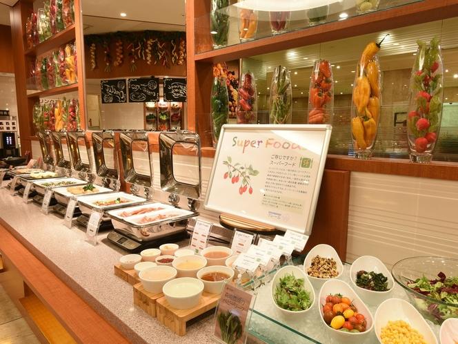 レストラン「クレール」朝食イメージ