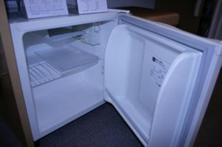全室 冷蔵庫完備