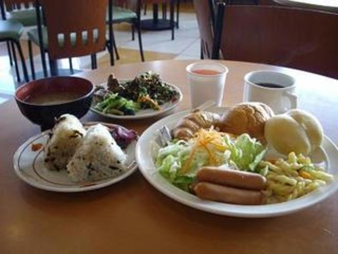 朝食サービス[無料]