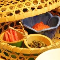 料理_朝食単品 ざる小鉢