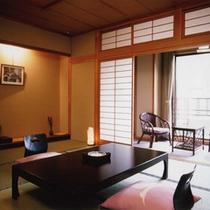 【標準和室】8〜10畳・Wi-Fi全室完備・喫煙可