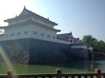 駿府城巽櫓【たつみやぐら】