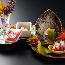 【鉄板焼】前菜