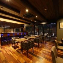 【力-Ricky-】お昼はカフェ、夜はバーとおしゃれな空間でゆっくりと。