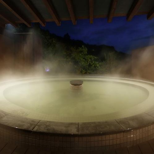 パノラマ露天風呂【薫風の湯】