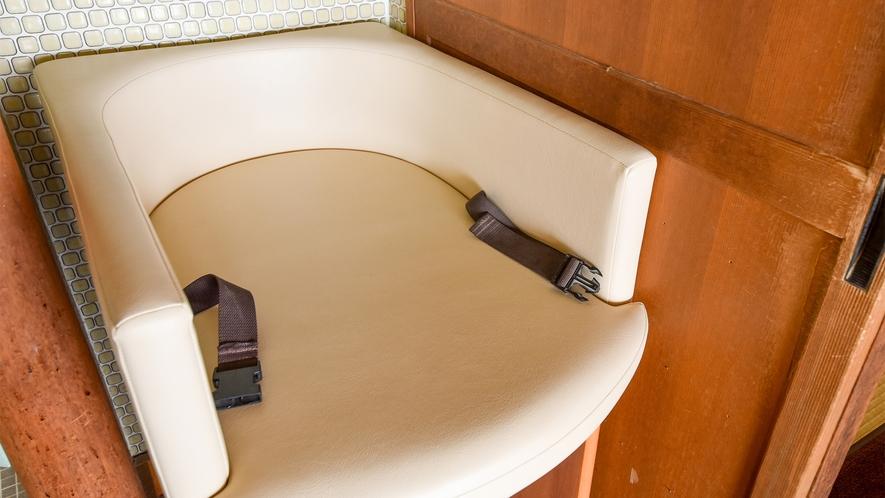 *【大浴場】のぞみの湯:ベビーベッド
