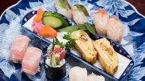 *デラックスプランご朝食【お寿司】