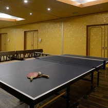 卓球ルーム「多目的ホールたすき」
