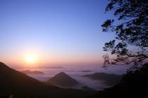 大江山 雲海