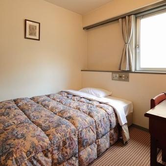 【きつ煙シングルB】狭い部屋だからお得 ベッド幅125cm