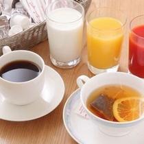 朝食-飲み物