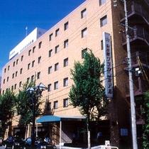 名古屋の都心「伏見」に位置するビジネスホテル