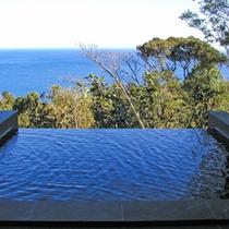 海の平屋棟 露天風呂