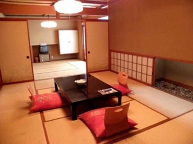 客室(18畳)