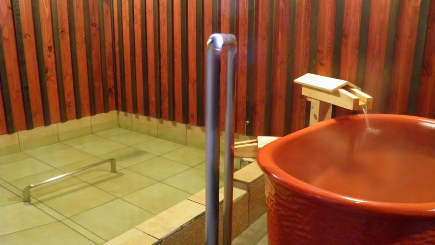 貸切風呂「沙羅双樹」