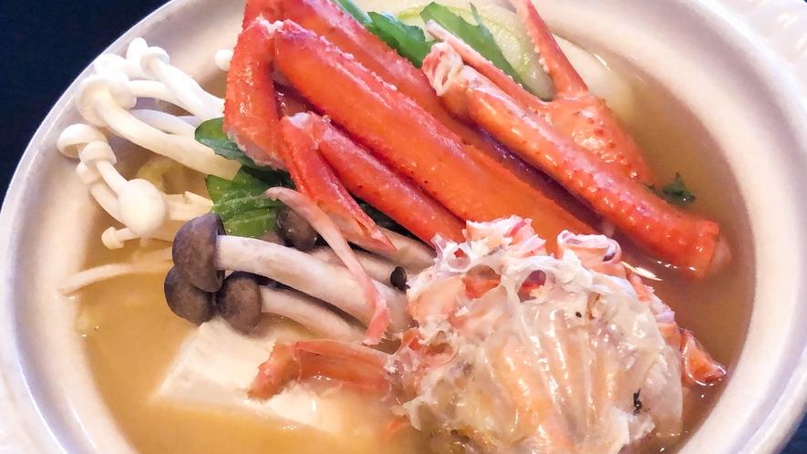 カニ味噌鍋