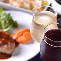 *シニアプラン(お食事一例)/お一人様に付きドリンク1杯サービス!ヘルシーな手造り料理で至福の時を。