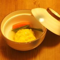 季節替わりの創作料理(ご夕食一例)