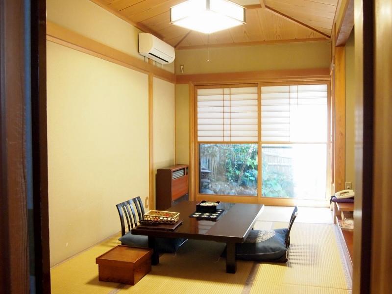 小さめの和室