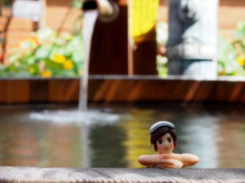 貸切露天風呂fuchi