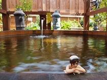 貸切露天風呂fuchi3