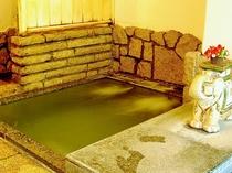 掛け流し温泉浴場 ジャグジーバス・打たせ湯
