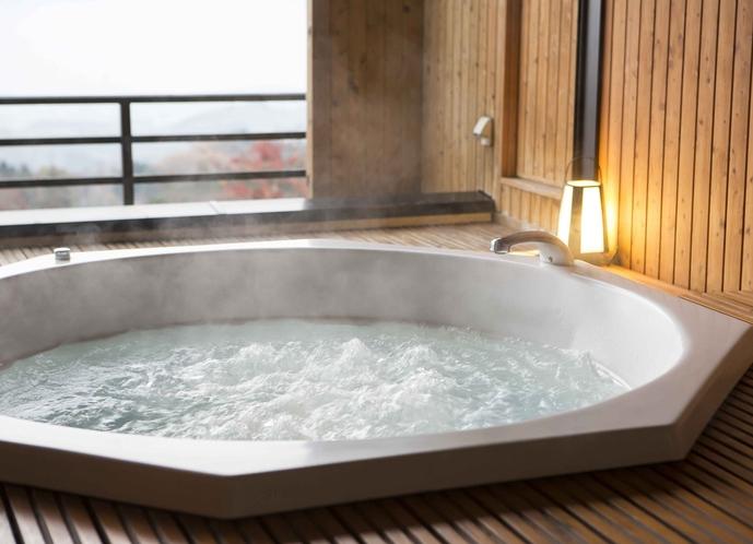 展望貸切風呂「美しの湯」