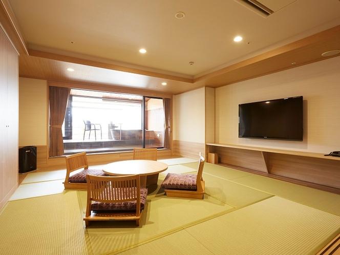 山水亭 和室一例