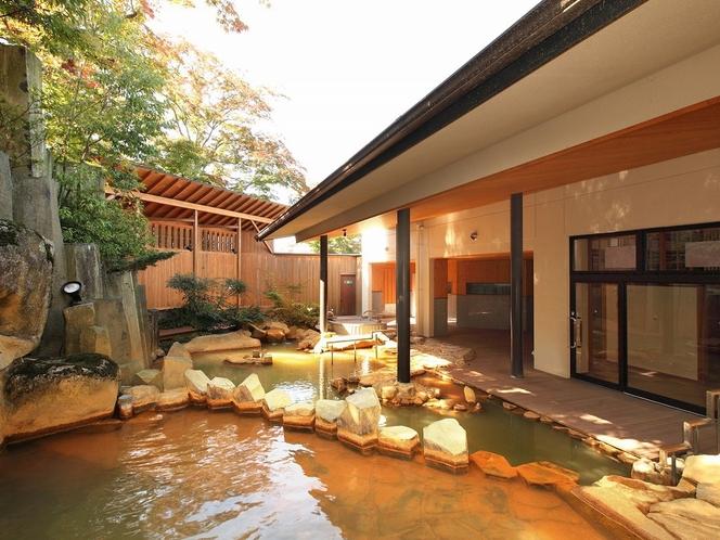 「千遊」庭園露天風呂