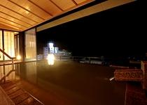 貸切展望風呂「嬉しの湯」源泉かけ流し 1時間3,000円税別
