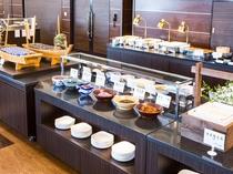 朝食バイキング ※都合により和食膳となる場合がございます。