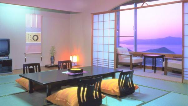 【東館】海側和室 (ご夕食時お部屋食確約部屋)