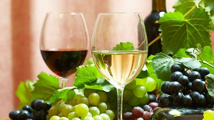 【カップルプラン】総額1万円相当の特典〈ランギットテラスにワインと貸切風呂付・・〉