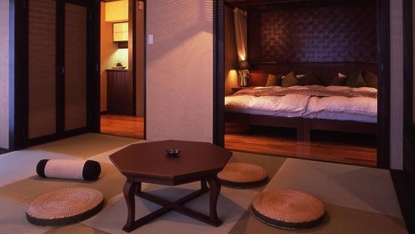 【露天風呂付客室】ドゥーア 和洋室 ・禁煙