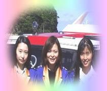 2代目三姉妹船長