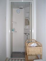 コインシャワー室