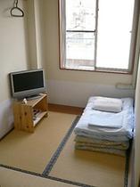 シングルルーム3畳