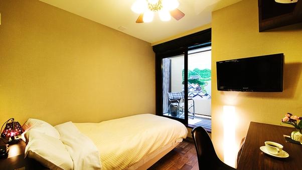 【シングルベッドルーム】ひとり旅で観光×温泉を満喫したい方へ