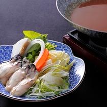 【冬季限定◆牡蠣づくし】広島産牡蠣鍋合せ味噌仕立て
